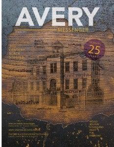 avery_messenger_spring 2011_cover